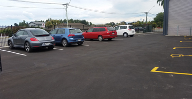 Commercial Driveways and Carparking