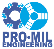 Pro Mil Engineering Logo