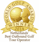Winner World Golf Awards 2014